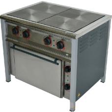 Плита електрична АРМ-ЕКО ПЕ-4Ш полімер, 15865.00 грн