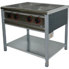 Плита електрична  АРМ-ЕКО ПЕ-4 Економ полімерне покриття, 12592.00 грн
