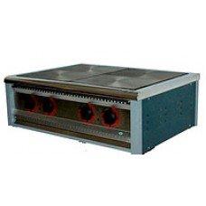 Плита електрична настільна АРМ-ЕКО ПЕ-н4 нержавіюча сталь, 11564.00 грн