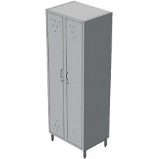 Шафа для одягу двохдверна, ширина 500 мм ЕКОНОМ ШО-2 АРТЕ-Н, 9805.00 грн