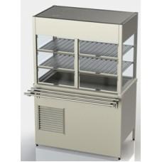 Вітрина холодильна (КУБ) з охолоджуваним боксом ЕКОНОМ ВХ-Б АРТЕ-Н, 59336.00 грн