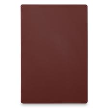 Дошка для обробки 600x400 мм - коричнева, HACCP, HENDI, 949.00 грн