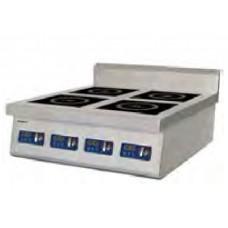 Індукційна плита 4-х комфорочна 35-KP4N1 FROSTY, 24336.00 грн