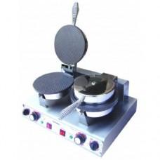 Вафельниця електрична, подвійна XG-02 FROSTY, 6138.00 грн