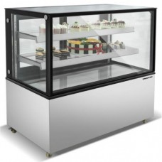 Вітрина холодильна кондитерська підлогова FW-370 FROSTY, 51164.00 грн