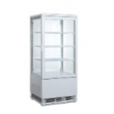 Вітрина холодильна GoodFood RT68L біла, 11108.00 грн