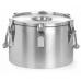 Термос для транспортування їжі 10 л., з нержавіючої сталі HENDI Нідерланди, 4156.00 грн