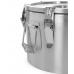 Термос для транспортування їжі 10 л., з нержавіючої сталі, HENDI (Нідерланди), 4003.00 грн