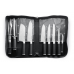 Набір з 9 ножів з нержавіючої сталі Hendi, 2558.00 грн