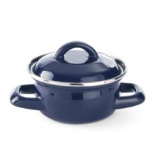 Каструля для супів і соусів - синя, 0,4 л, Ø120x (H) 95 мм Hendi, 417.00 грн