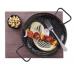 Сковорода Рaella емальована - з ручками, Ø200 мм Hendi, 417.00 грн