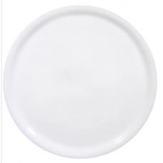 Тарілка для піци, 320 мм - біла, фарфор, Hendi, 195.00 грн
