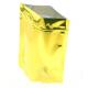 Дой Пак Фольгований з застібкою, світле золото, 180х280 Hualian
