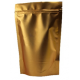 Дой Пак Фольгований з застібкою, темне золото, 180х280 Hualian