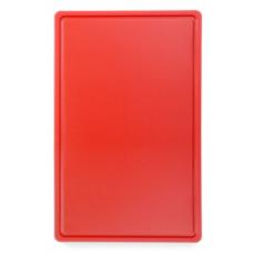 Дошка обробна 530x325x15, червона HACCP GN 1/1 Hendi, 721.00 грн