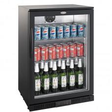 Шафа холодильна, барна, 138л., LG128 EWT INOX, 11010.00 грн