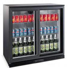 Шафа холодильна, барна, 208л., LG198S EWT INOX, 14487.00 грн