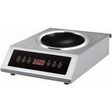 Індукційна плита WOK AMCD108W REEDNEE, 4218.00 грн