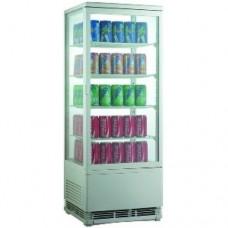 Вітрина холодильна 98л   біла XC98L REEDNEE, 11250.00 грн
