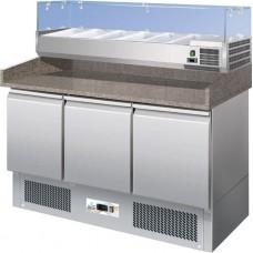 Стіл холодильний 368л., G-S903PZ Forcar, 49154.00 грн