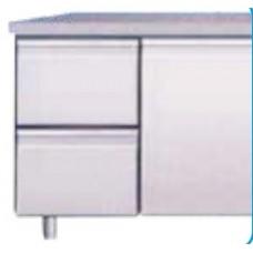 Стіл холодильний, 417л., G-GN3100TN-FCC12C12 Forcold, 70211.00 грн