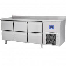Стіл холодильний 301л., з бортом, 79E3.37NMV.02 Oztiryakiler, 72213.00 грн