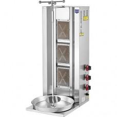 Апарат для шаурми газовий, 40кг  D12 LPG REMTA, 4617.00 грн
