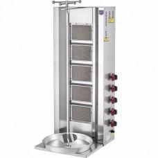 Апарат для шаурми газовий, 60кг  D09 LPG REMTA, 6956.00 грн