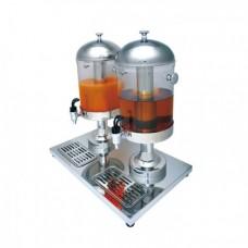 Диспенсер для соку, 2х7л, RAUDER ZCF302, 4520.00 грн