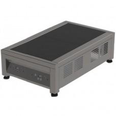 Плита індукційна , 2-х конфорочна, 2,2 кВт,  настільна, СТЕЛЛАР, $13029