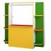 Стінка ігрова для дитячого садка Ляльковий театр, 2503.00 грн