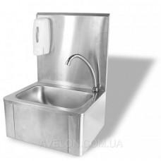 Мийка кухонна безконтактна + дозатор для мила
