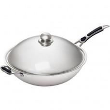 Сковорода WOK для індукц.плити Bartscher IW35 105981, 3471.00 грн