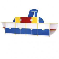 Дитяча стінка для іграшок Кораблик Хатор (Україна), 8356.00 грн