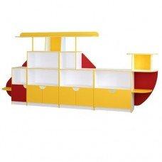 Дитяча стінка для іграшок Літак Хатор (Україна), 7605.00 грн