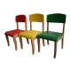 Дитячі стільці та лавки