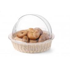 Корзинка з кришкою Rolltop, для хліба і булочок - кругла Hendi Голандія, 1811.00 грн