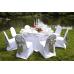 Чохол для стільця, білий, 540x440x (H) 840 Hendi, 389.00 грн