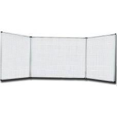 Дошка магнітно-маркерна в клітинку 5х5, 100 на 300 см, 5 елементів UkrBoards, 3968.03 грн