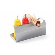 Підставка для хот-догів, 260x110x(H)118 мм, 503.00 грн