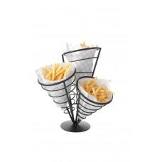 Підставка для картоплі-фрі - для 3 пакетів Hendi, 491.00 грн