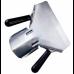 Совок для картоплі фрі 200x230 мм, нержавіюча сталь, HENDI, 544.00 грн