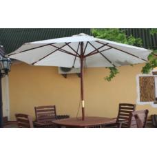 Парасолька  СОЛО  кругла, 4 м.  для кафе, ресторану, 11947.00 грн