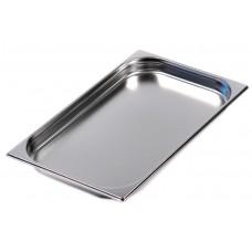 Гастроємність з нержавіючої сталі  Kitchen Line GN 1/1 (H)40 мм Hendi (Голандія), 323.00 грн