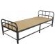 Ліжко дитяче односпальне металеве 6 ніг