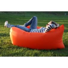 Надувне крісло-лежак, оранжеве - 756574980, 546.00 грн