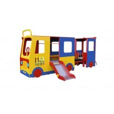 Дитячий комплекс Тролейбус Kidigo, 55290.00 грн