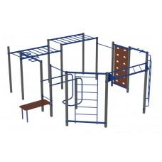 Спортивний комплекс WorkOut 2 Kidigo, 83980.00 грн