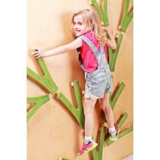 Дитячий скеледром Неймовірні гілочки на каркасі Kidigo, 6080.00 грн