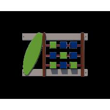 Огорожа Кубики (секція) Kidigo, 2043.00 грн